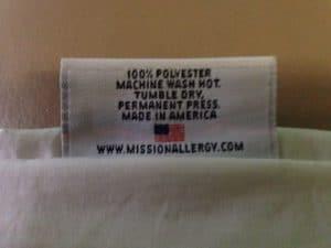 Mission Allergy Pillow Encasement Review Dust Mite Solutions