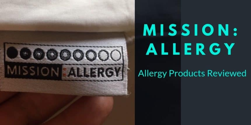Best Mission Allergy products bedding reviews