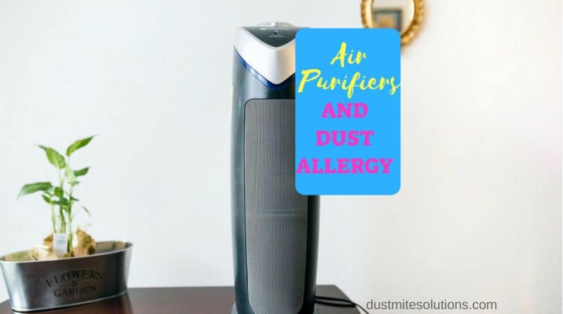 best HEPA air purifier for allergies