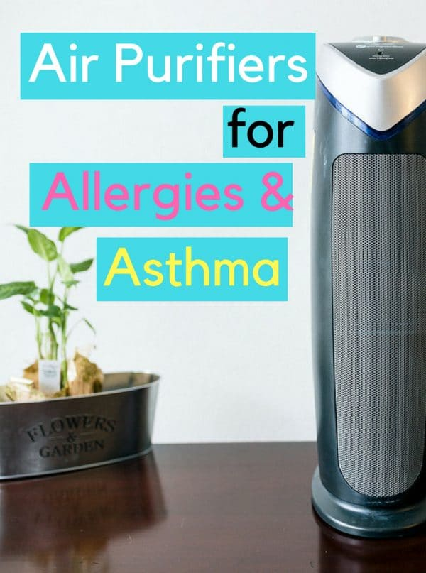 best HEPA air purifier for allergies and asthma