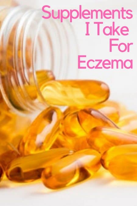 Supplements I Take For Eczema