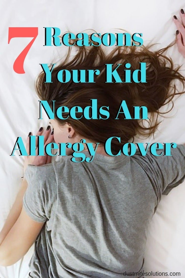 allergy proof covers for kids bed