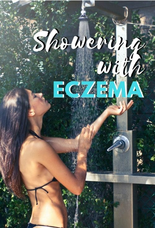 showering with eczema