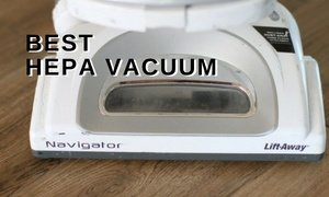 Best HEPA vacuum for dust mite allergies