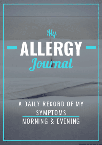 My Allergy Journal - Dust Mite Solutions