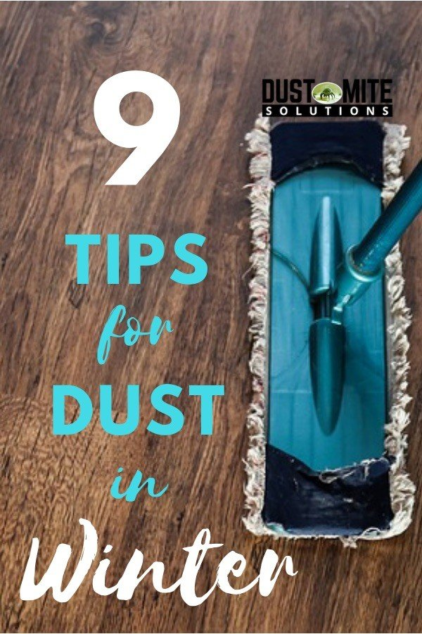 tips for dust in winter