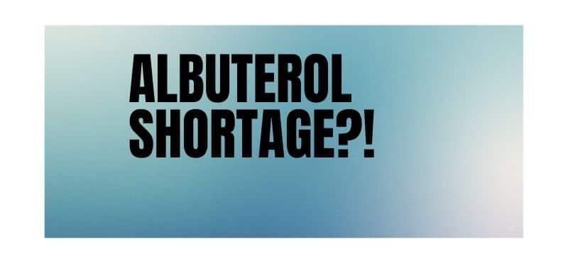 albuterol for asthma