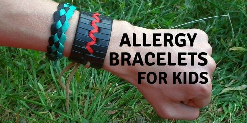 The 4 Best Allergy Bracelets For Kids Safety First